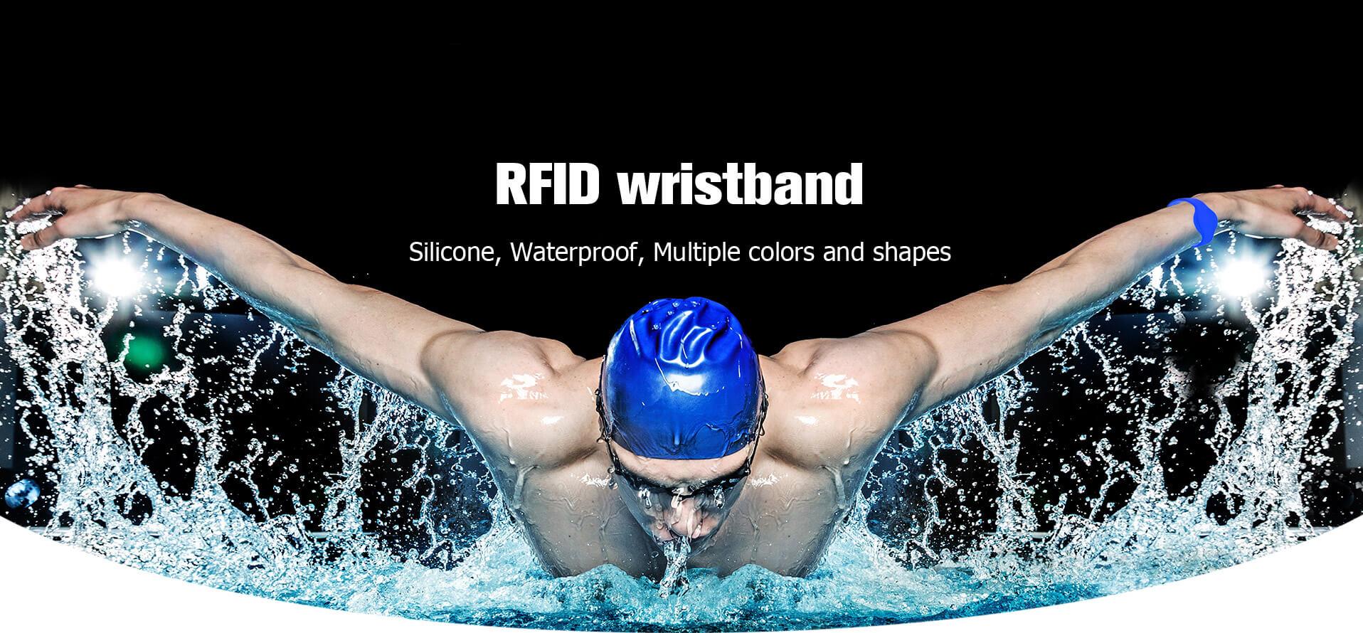 RFID Wristband & Tag