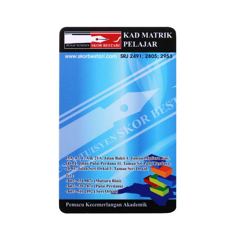ICODE SLI Card