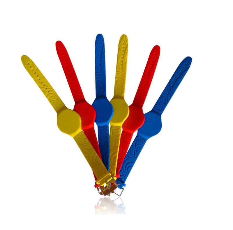 Silicon RFID Wristband