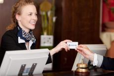 RFID Hotel Key Card of TYSON